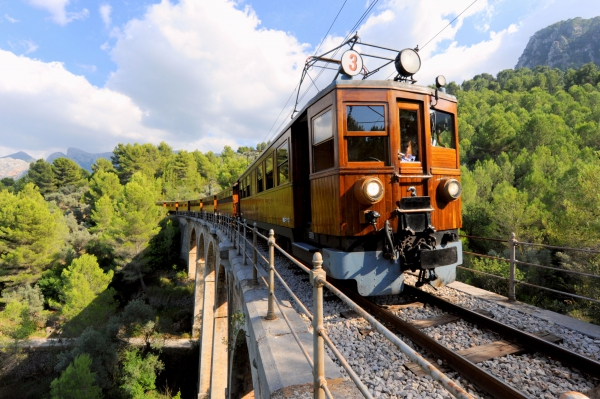 Ferrocarril de Sóller celebra este domingo el Día del Tren