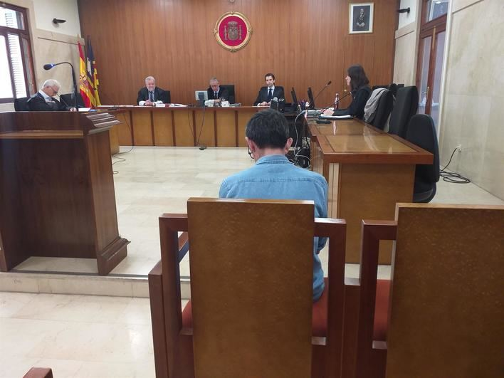 Condenado a dos años de cárcel por abusar sexualmente de un niño de cinco años en Mallorca
