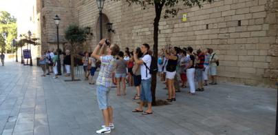 El gasto de los turistas extranjeros en Balears aumentó un 5,7% en enero