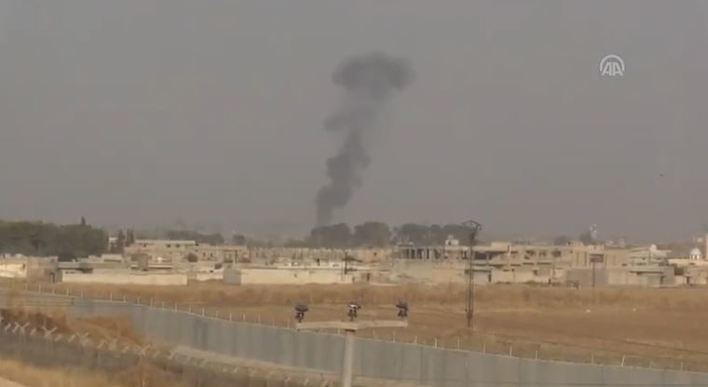 Turquía comienza su ofensiva contra las fuerzas kurdas en Siria