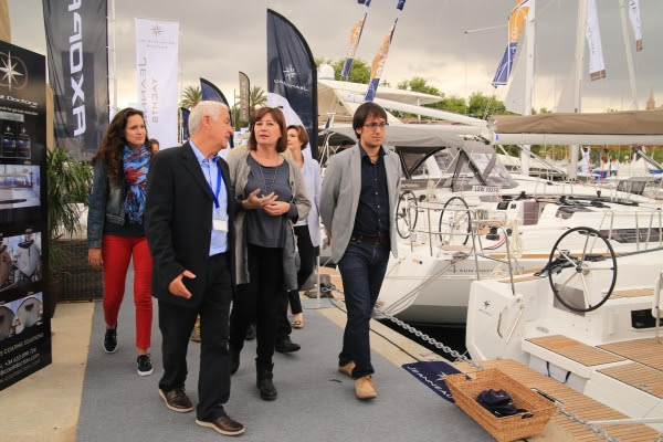 Armengol apuesta por la industria náutica como sector estratégico