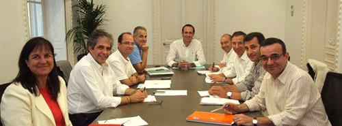 Los nuevos conselleres del Govern toman posesión de sus cargos