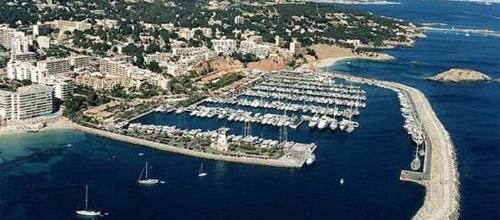 Puerto Portals conmemora el lunes su primer cuarto de siglo