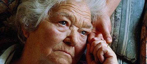 Una de cada cinco personas de más de 80 años vive con apatía