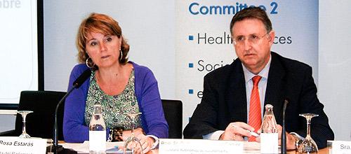 Estaràs destaca los pasos dados en Europa para asegurar los derechos de las personas con discapacidad