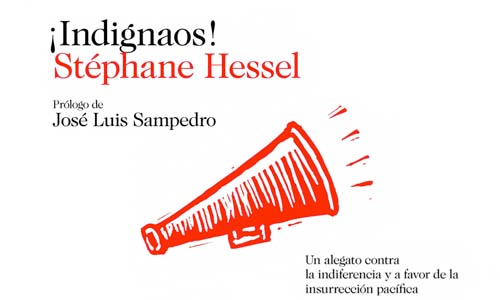 ¡Indignaos!, el más vendido de la Feria del libro de Palma