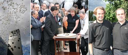 La gran familia de Meliá sopla las velas de su 55 aniversario