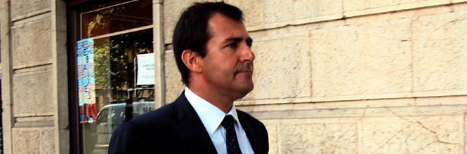 Miquel Nadal, detenido por contrataciones irregulares