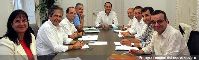 El hombre fuerte de Bauzá es Pep Aguiló y Carlos Delgado va a Turismo