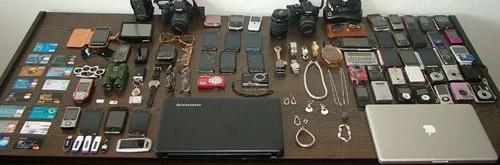 Detenido cuando intentaba salir de Ibiza con Rolex y joyas robadas