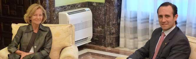 Bauzá confía en la aprobación del plan de saneamiento