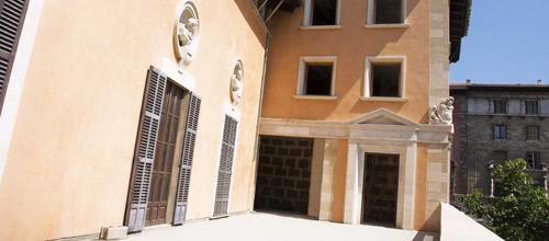 CAM subasta el palacio 'Can Puig'