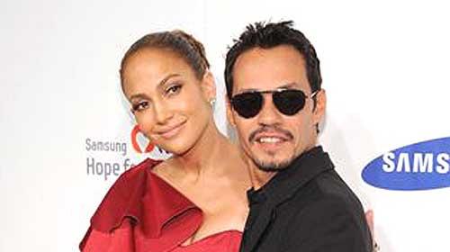 Jennifer Lopez y Marc Anthony ponen punto final a su relación