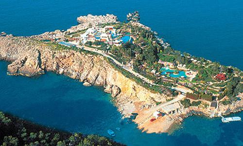 Islotes privados en Baleares seducen a millonarios