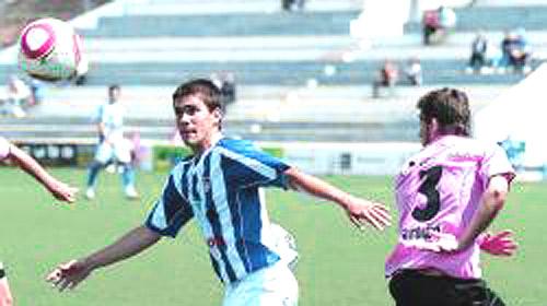 Thiago Benevides renueva con el CD Atlético Baleares