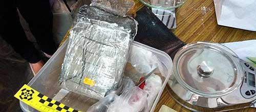 Golpe al narcotráfico: 11 detenidos y cinco kilos de coca incautados