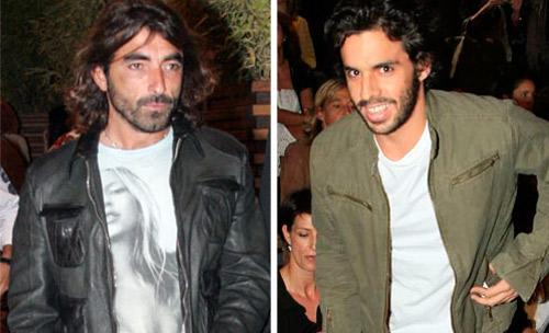 Javier Hidalgo se va de juerga con el hijo de Aznar