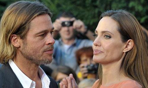 Una emocionada Angelina Jolie recoge 'El corazón de Sarajevo'