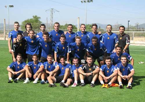 El Mallorca B jugará en Segunda B