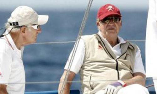 Don Juan Carlos llega este lunes a Mallorca