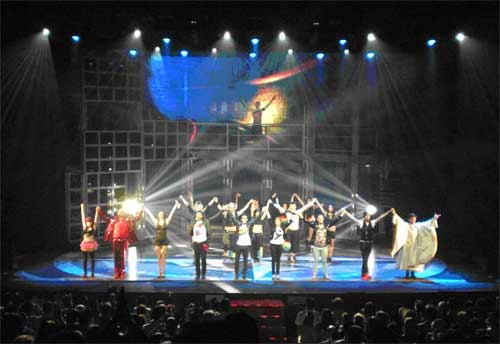 '40 El Musical', el espectáculo del verano