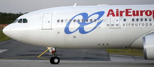 Los pilotos de Air Europa sospechan que la compañía aérea ya está vendida...