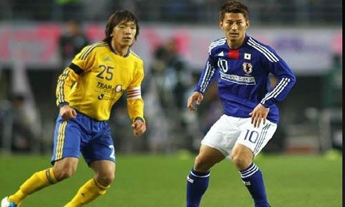 Aki convocado por Japón