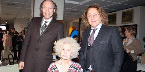 Vitorio&Lucchino diseñan el vestido de la Duquesa