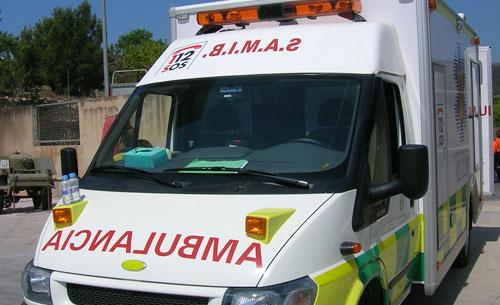 Las ambulancias de transporte urgente de Mallorca desconvocan la huelga