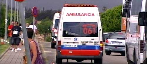Los trabajadores de las ambulancias irán a la huelga el 12, 16 y 18 de agosto