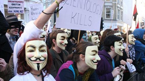 El ataque contra Facebook divide a Anonymous