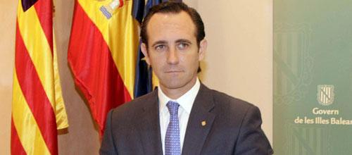 Bauzá reta al PSIB a llevar al Tribunal Constitucional la designación de Gómez