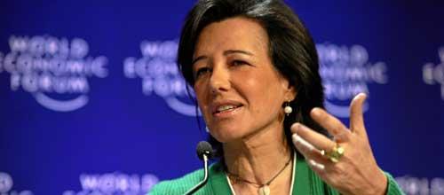 Ana Patricia Botín, entre las mujeres más poderosas del mundo