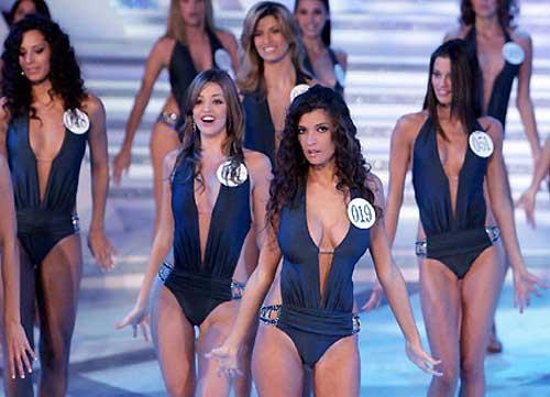 'Miss Italia' las quiere cultas y sin retoques