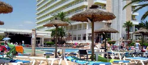 Mallorca lidera la ocupación hotelera en España