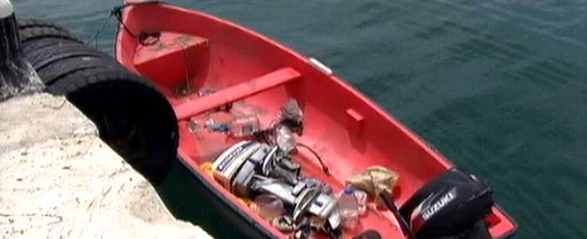 Interceptan una patera con siete inmigrantes en aguas de Cabrera