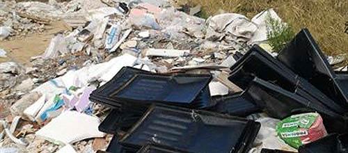 PSM-IV-ExM denuncia la existencia de 2 vertederos ilegales en Son Sardina