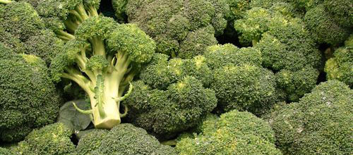 El brócoli con picante aumenta su poder contra el cáncer