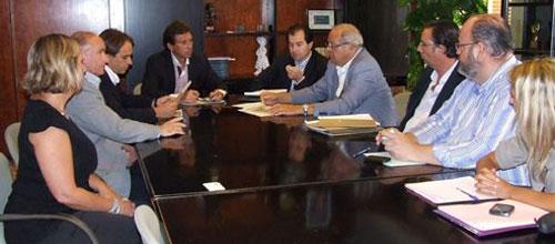 Asima y el Ayuntamiento de Palma pactan acabar con los vertederos