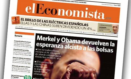El Economista también planea un ERE temporal