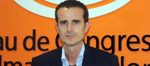 Ignacio Jiménez, nuevo gerente del Palacio de Congresos de Palma