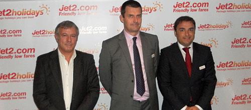 El touroperador Jet2holidays prevé crecer el 110% en un año