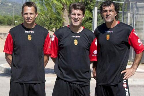 """El Mallorca echa a Larsen tras llamar """"mala persona"""" a Serra Ferrer"""