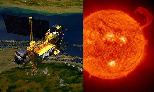 Un satélite caerá sobre la Tierra este viernes
