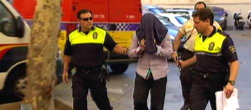 Prisión bajo fianza para el detenido por la muerte de una niña de tres años
