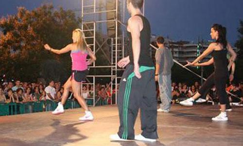 Aplazado hasta el domingo el Fitnes Palma 2011