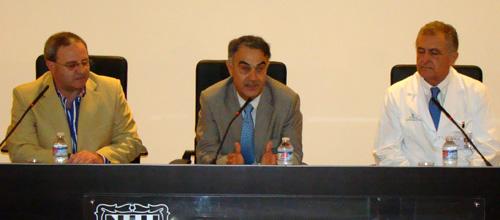 Bartomeu Marimón, nuevo gerente del Hospital de Inca y Juan Gili, director médico