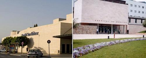 Son Llàtzer y el Hospital de Manacor, entre los mejores de España