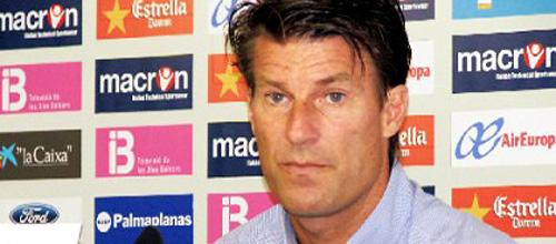 El Mallorca y Laudrup llegan a un acuerdo para la rescisión del contrato