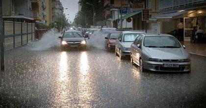 Baleares, en alerta amarilla por riesgo de fuertes lluvias